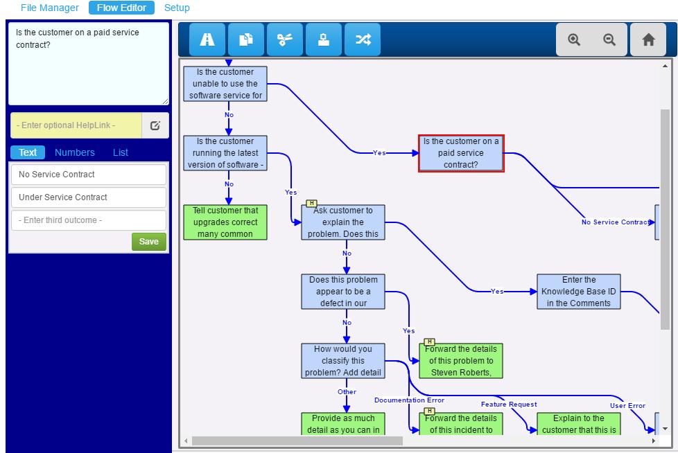 Creating Flowtocol Files